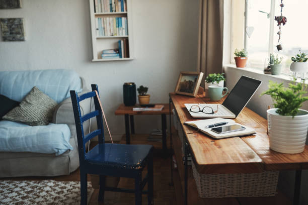 Escape the traffic, create a perfect home office environment at home