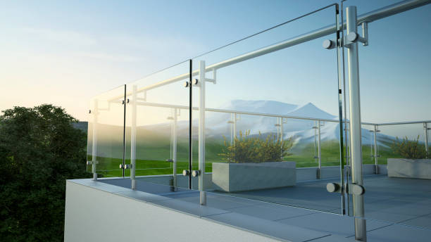 Glass Balcony: How to Install, Care and Price