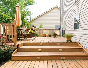 Wooden deck: find out how to use it and the necessary care