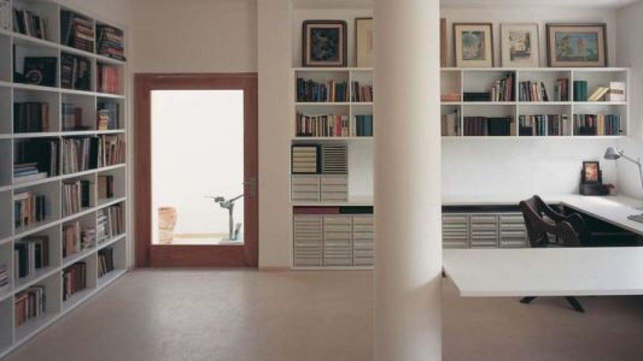 The library at home must be kept clean and airy.